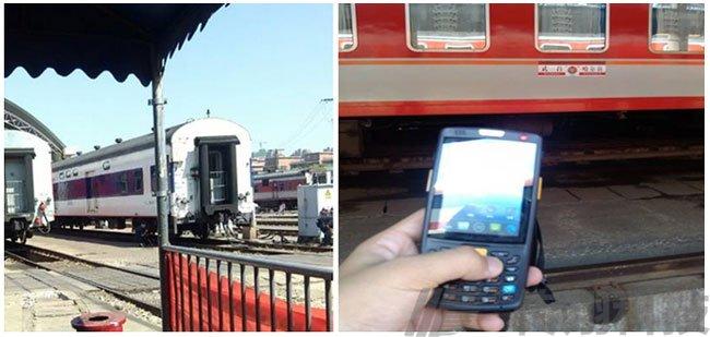 安卓手持终端列车巡检移动解决方案