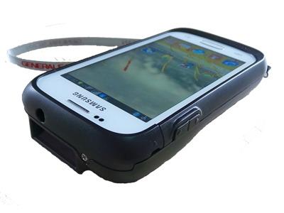 倡导低碳,手机与条码扫描器合二为一