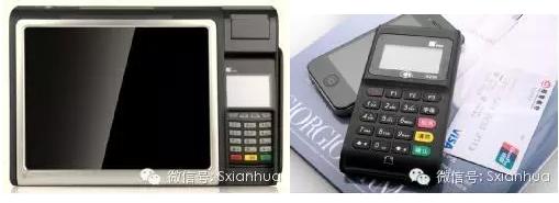 PAD或智能手机+独立分离的支付模式