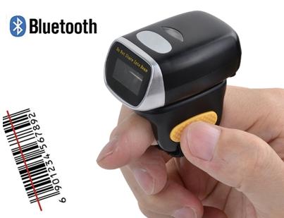 指环式条码扫描器