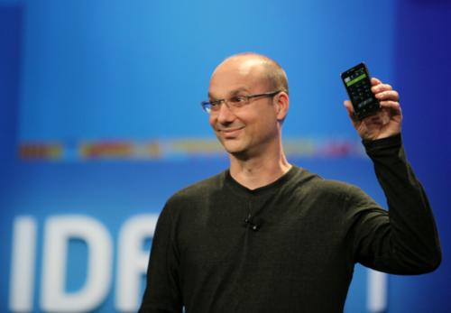安卓创始人:安迪·鲁宾(Andy Rubin)